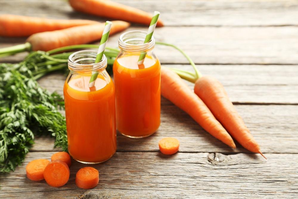 propriedades da cenoura