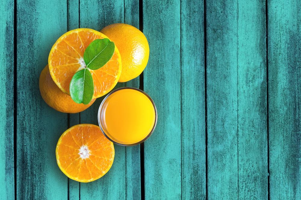 laranja benefícios