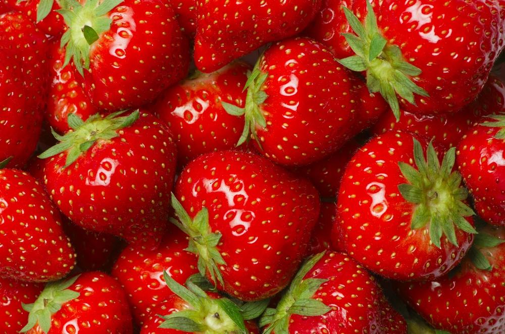 morango fruta