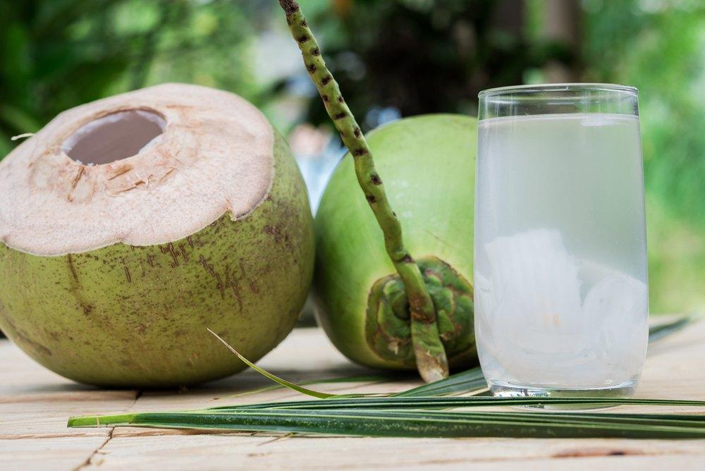 coco verde benefícios
