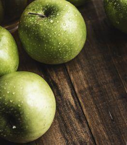 maçã verde benefícios