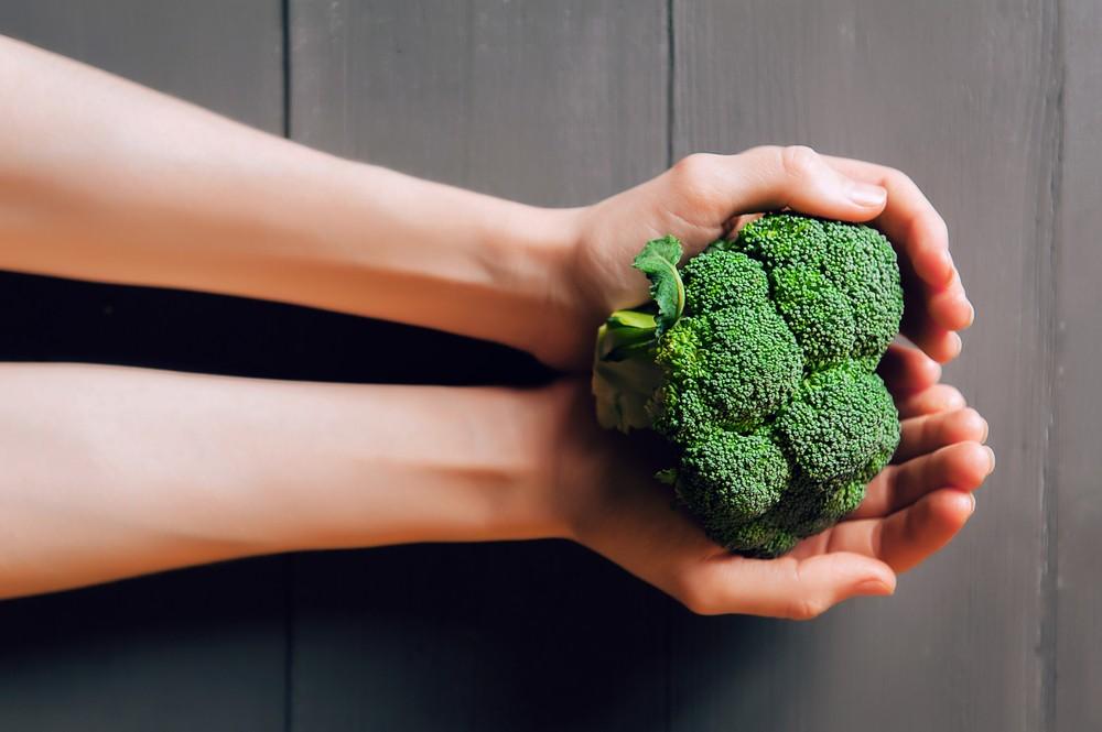 brócolis propriedades
