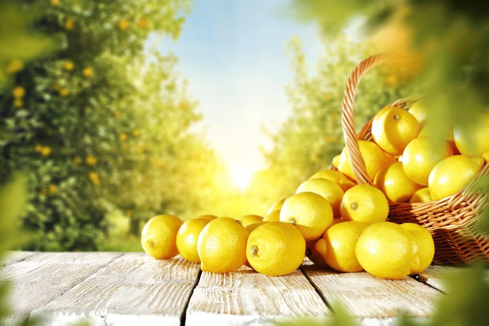 limão propriedades
