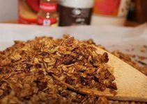 granola propriedades