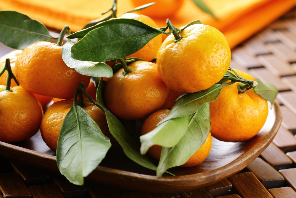 tangerina propriedades