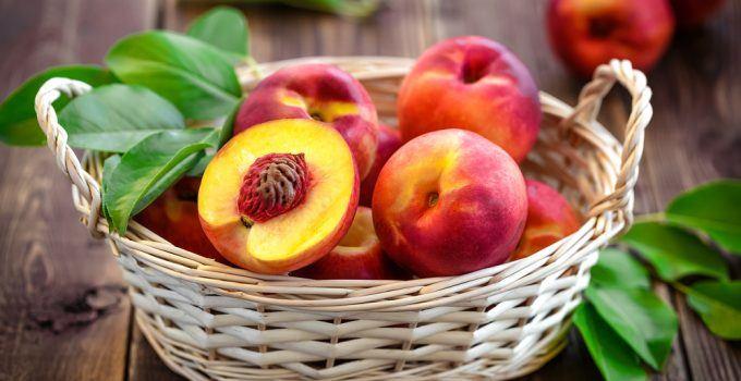 nectarina fruta