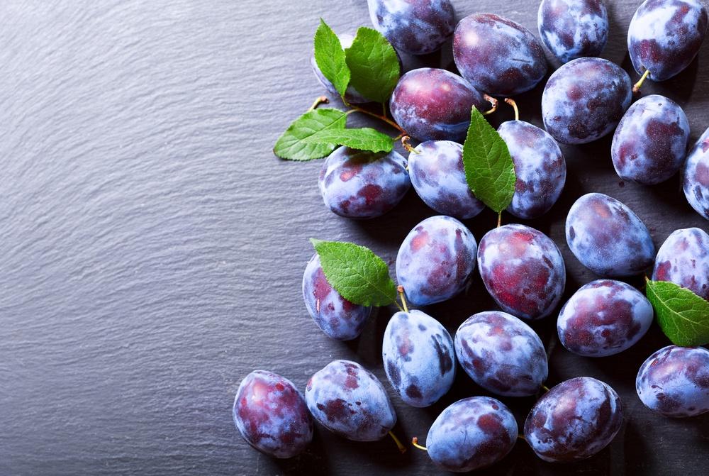 ameixa fruta
