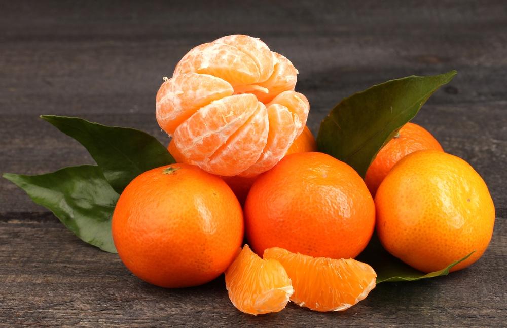 tangerina fruta
