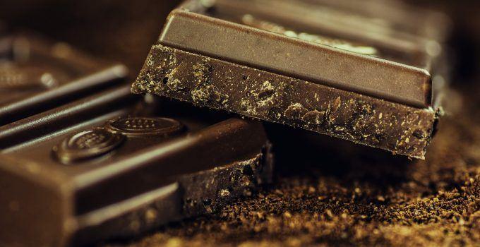 propriedades do chocolate