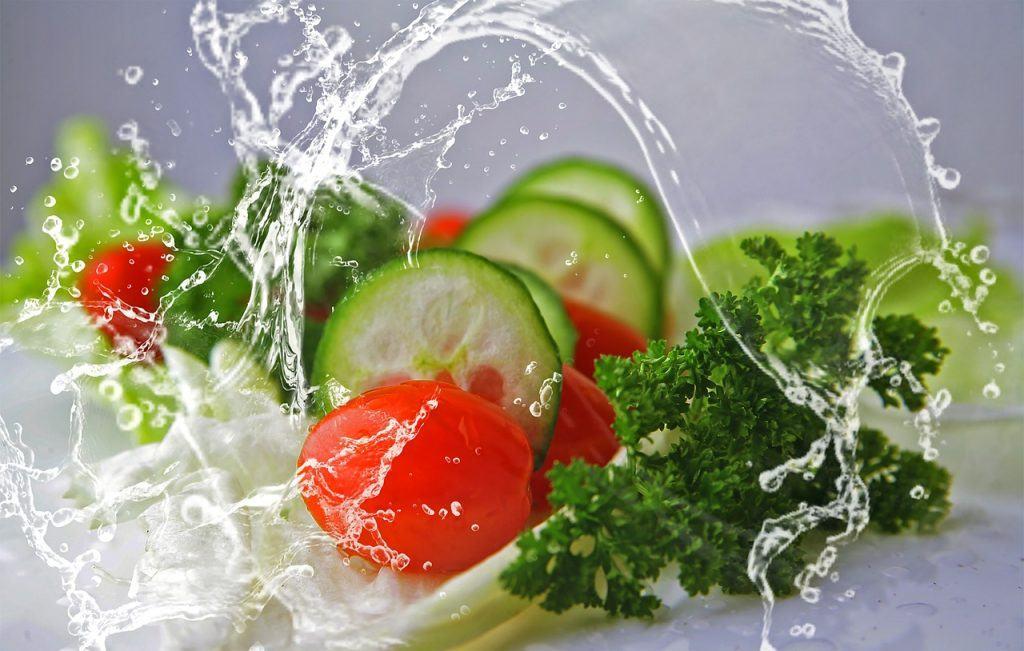 salada benefícios