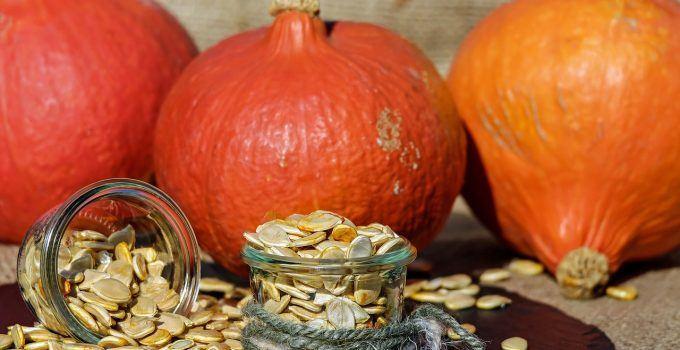 benefícios da semente de abóbora