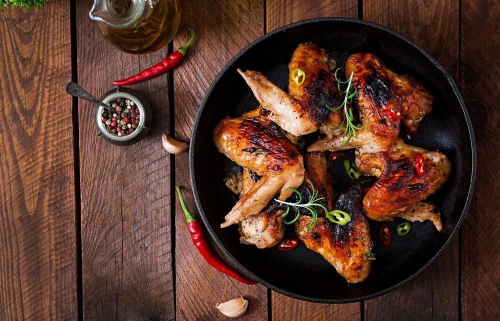 vitaminas da carne de frango