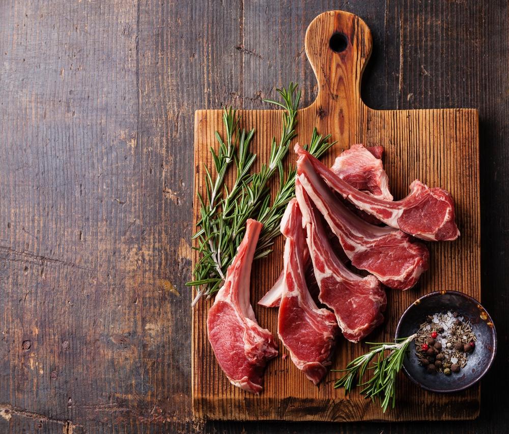 benefícios da carne de ovelha