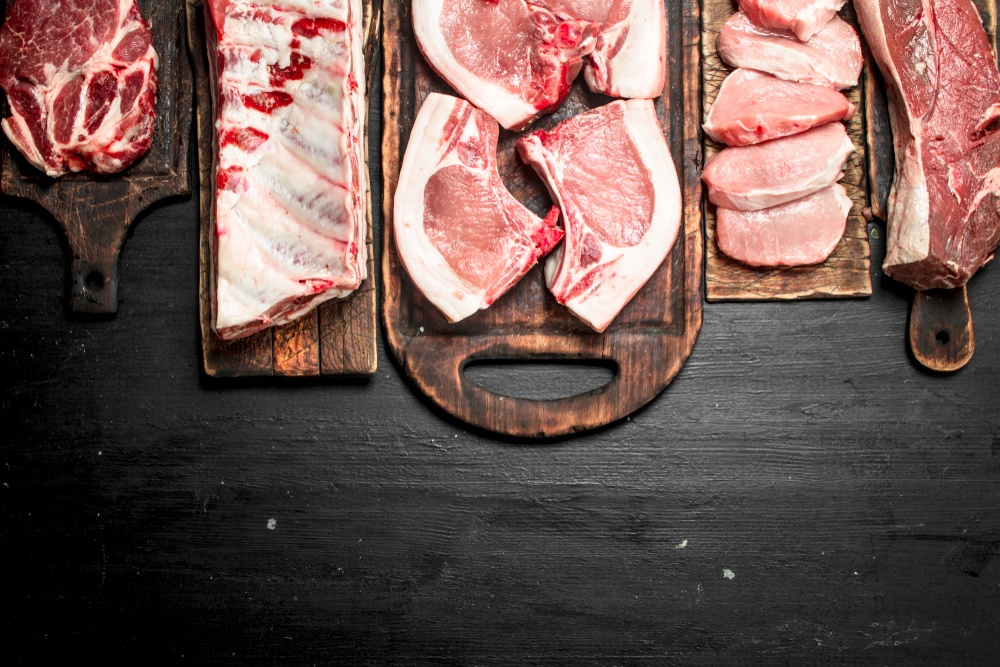 benefícios da carne de porco