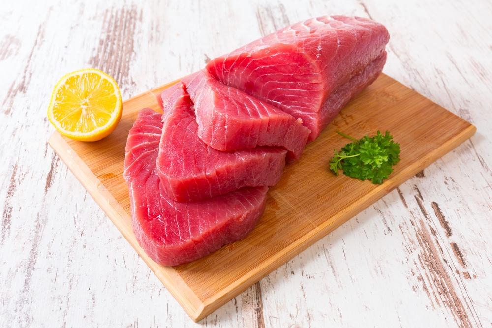 Informação nutricional do atum