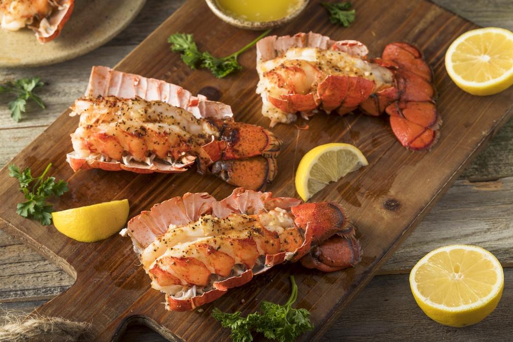 Propriedades da lagosta