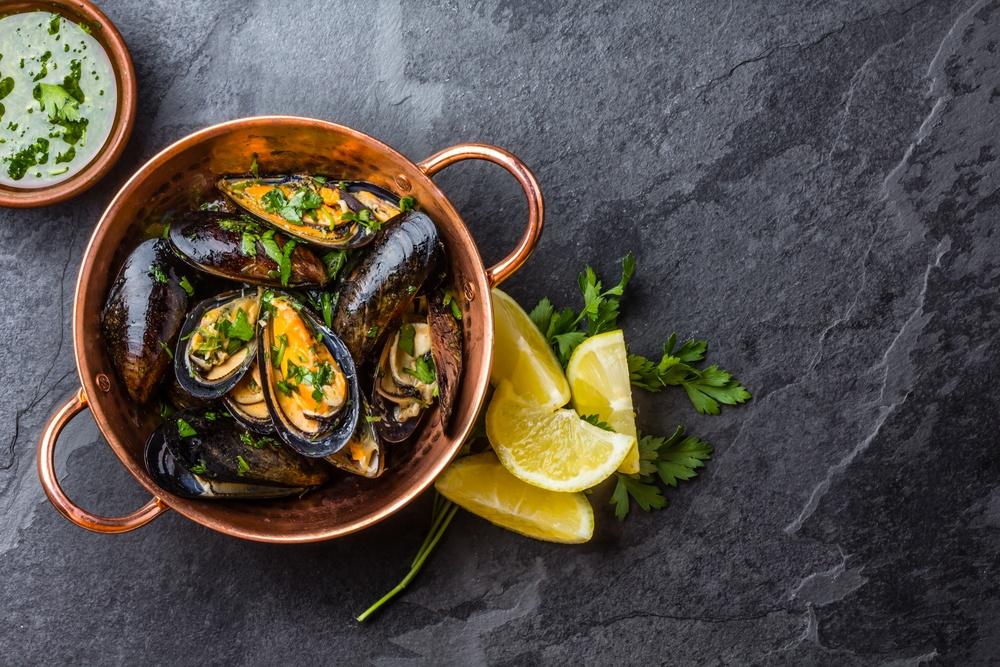 Benefícios do Marisco para a saúde
