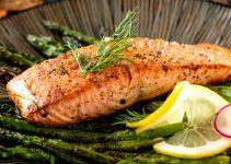 Propriedades do salmão