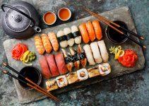 Benefícios do Sushi para a saúde