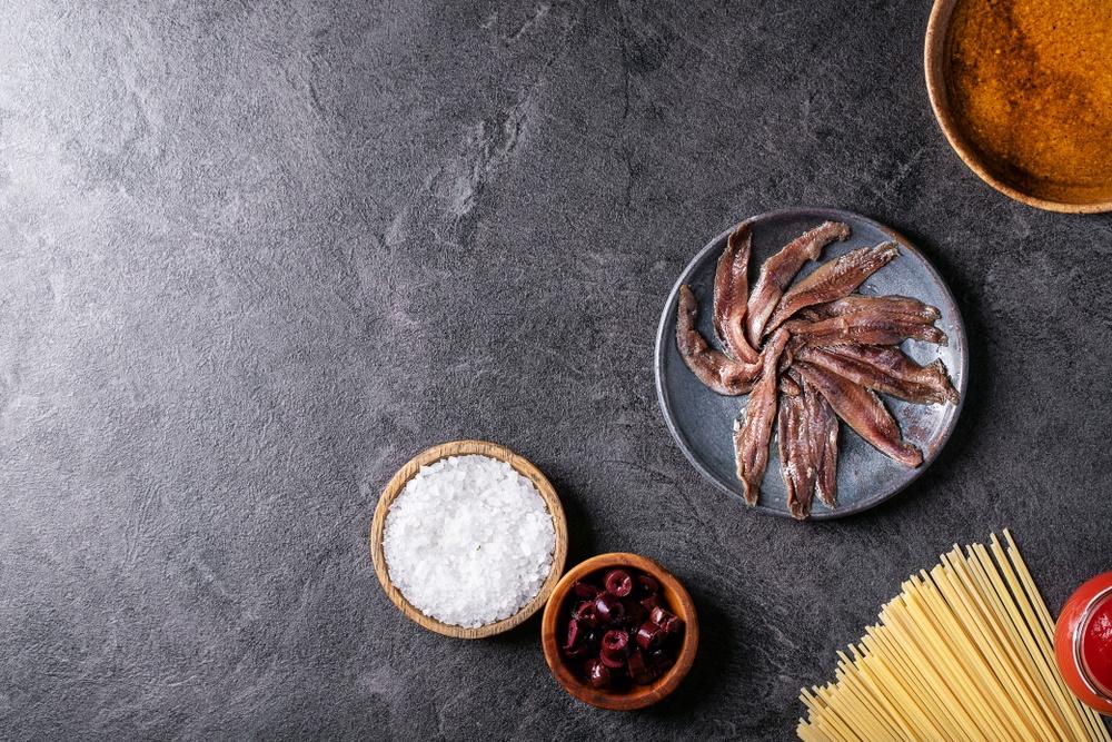 Principais benefícios da anchova