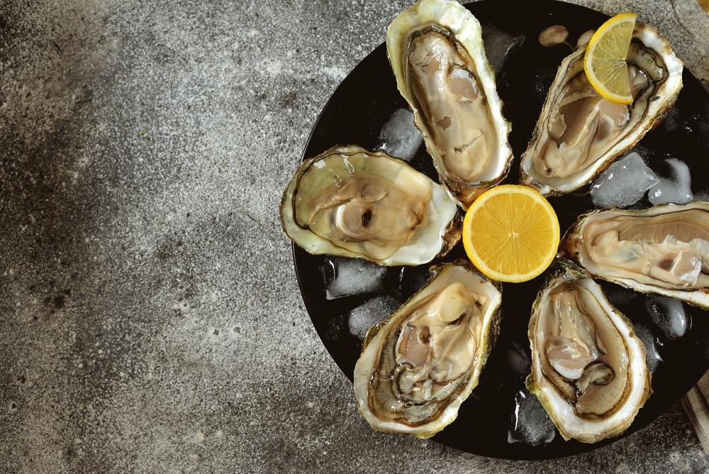Principais benefícios da ostra