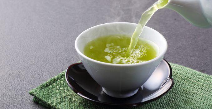 Benefícios do Chá Verde para a saúde