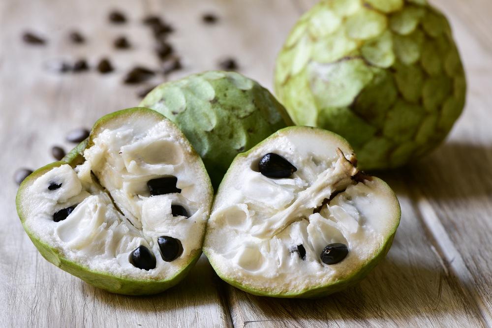 Benefícios da Cherimoia para a saúde