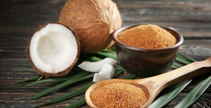 Benefícios do Açúcar de coco para a saúde