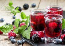 Benefícios do Chá de Amora para a saúde