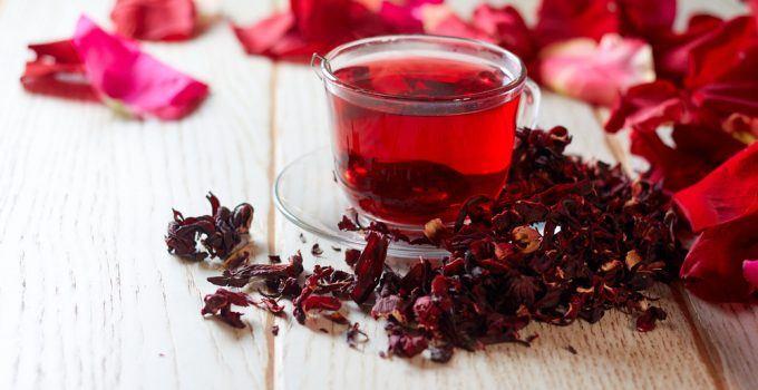 Benefícios do Chá de Hibisco para a saúde