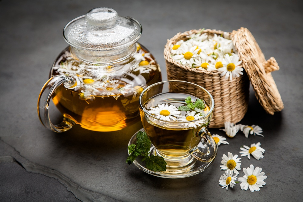 Benefícios do Chá de Camomila para a saúde