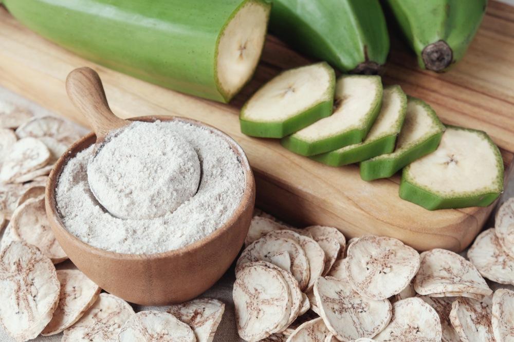 Benefícios de Banana Verde para a saúde