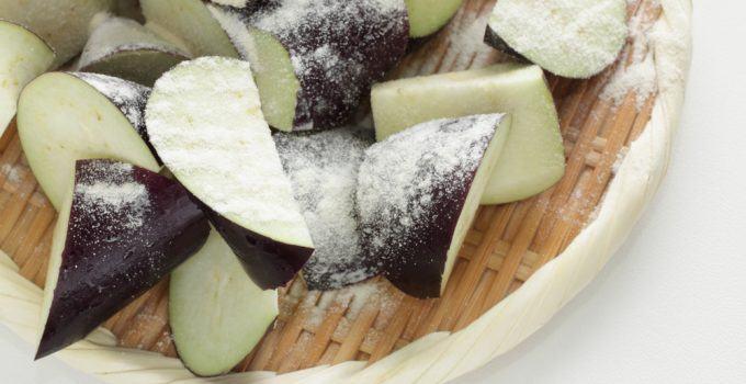 Benefícios da Farinha de Berinjela para a saúde