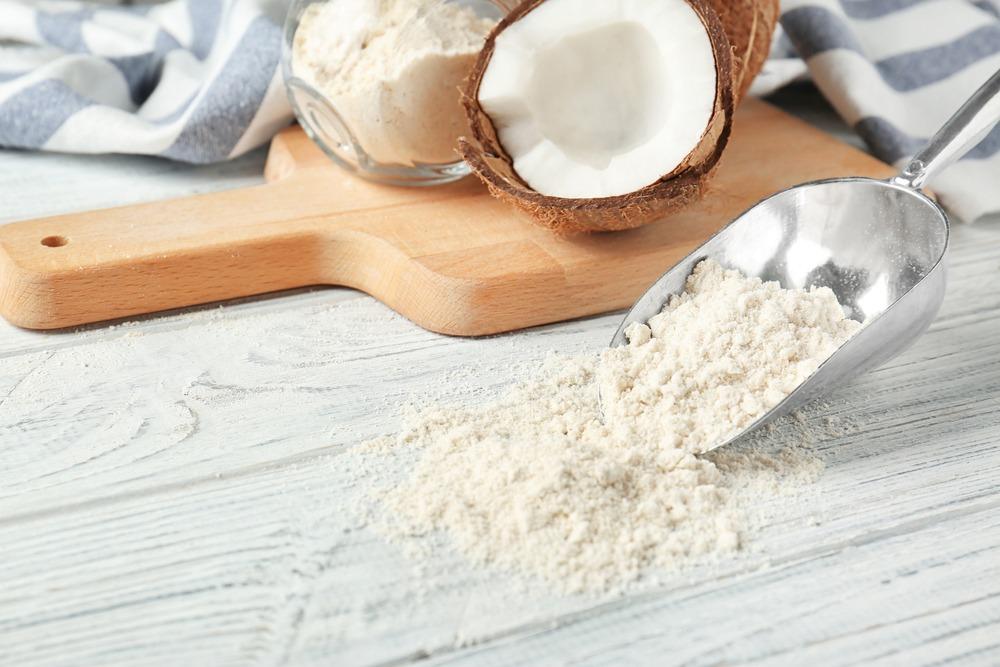 Benefícios da Farinha de Coco para a saúde
