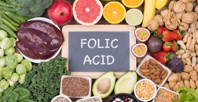 Benefícios do Ácido fólico para a saúde